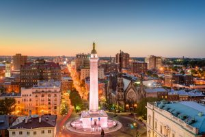 Baltimore: Top 20 cities in America for Businesswomen!